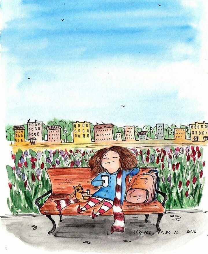 Đứa trẻ hạnh phúc Adele Doan blog