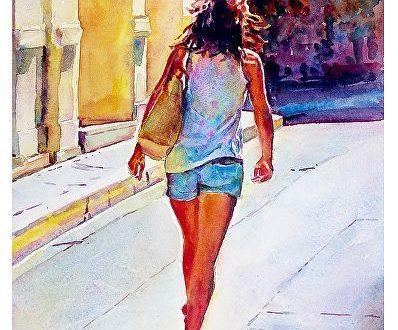 Vì sao mình đi bộ hằng ngày - Adele Doan Blog