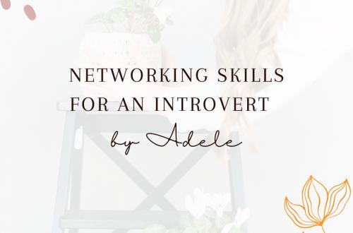 Networking skill cho người hướng nội